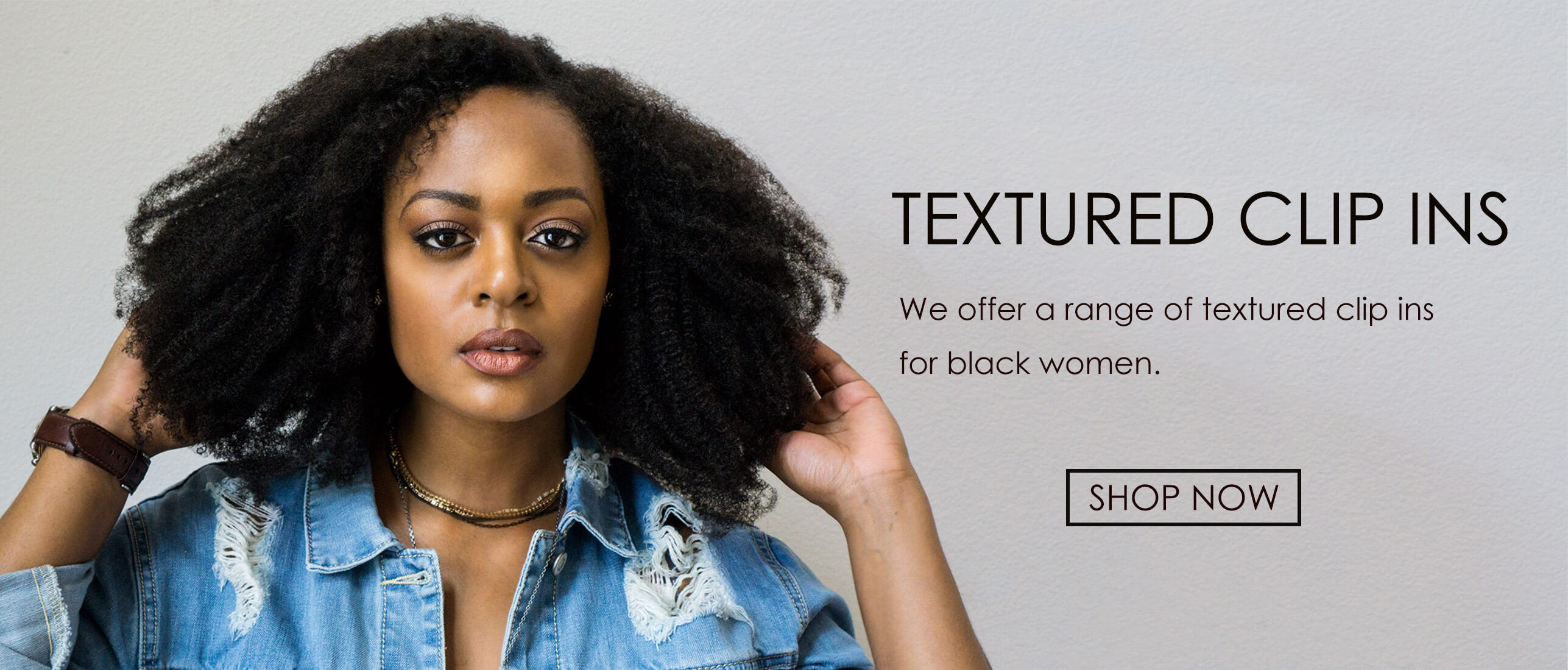 How To Protective Style Using Textured Clip Ins