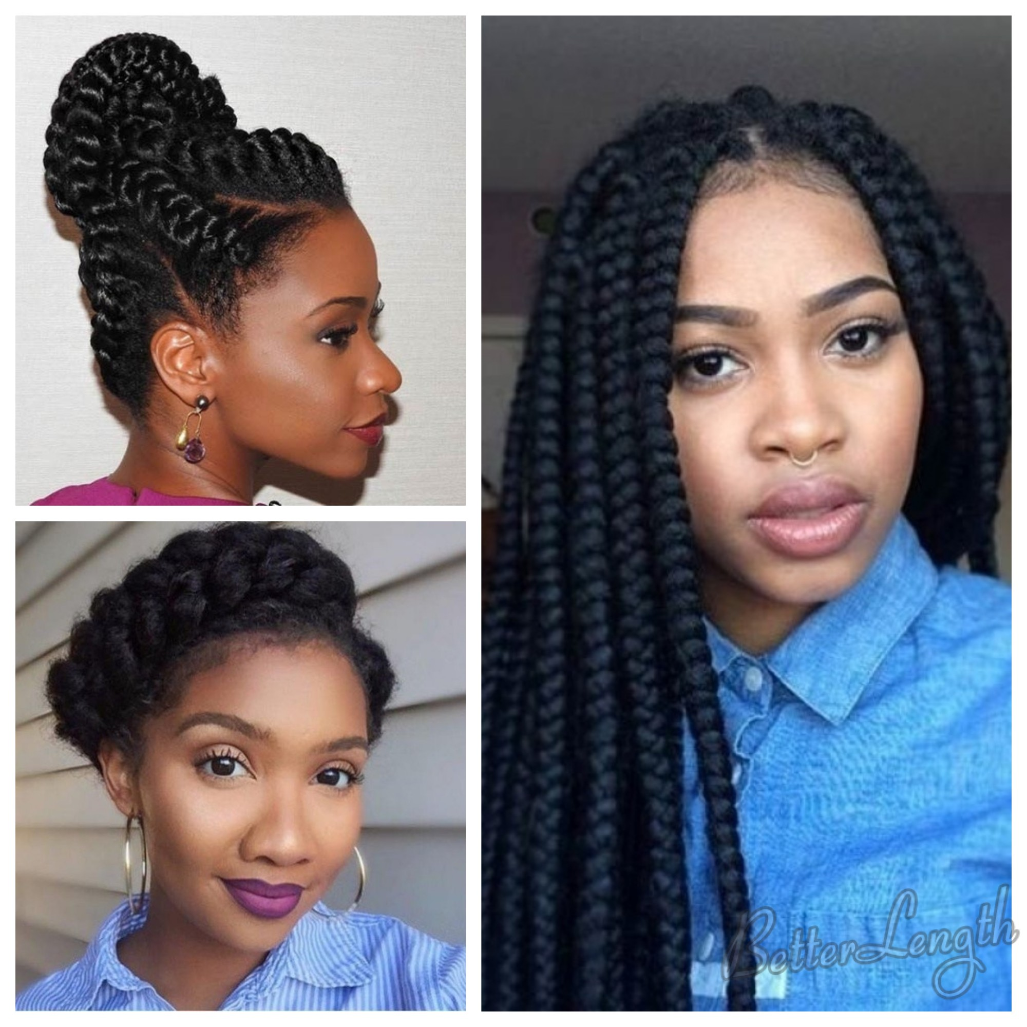 Dope 2018 Summer Hairstyles For Black Women Betterlength