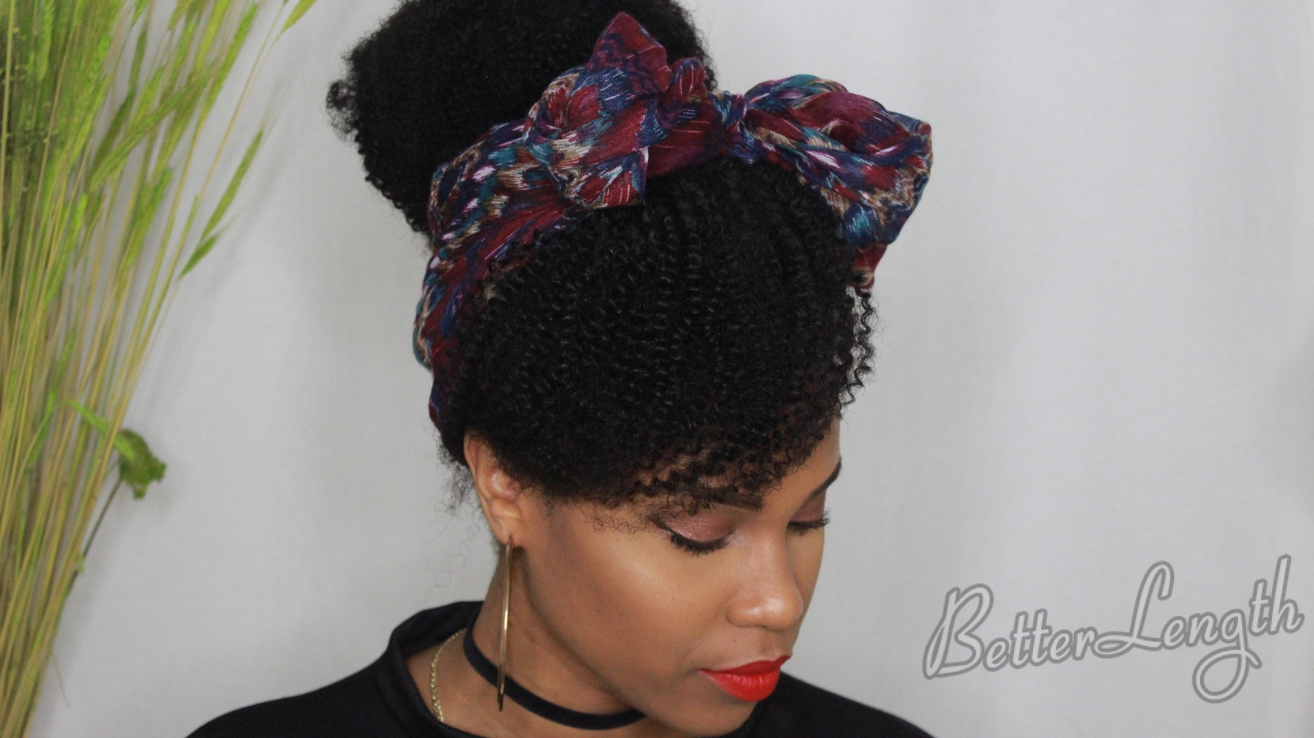 IMG 1161 - 5 Ways To Style Afro Kinky Curly Clip-ins For Naturals