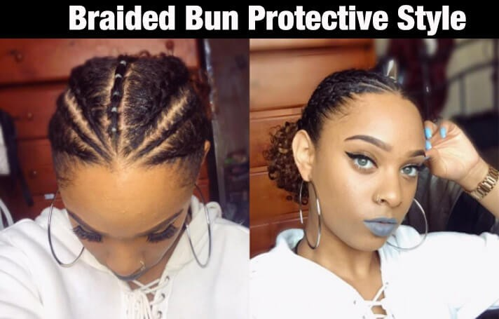 4c Hairstyles Braids: 10 BEAUTIFUL 4C NATURAL HAIRSTYLES FOR THIS SUMMER