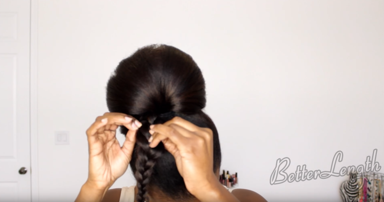 HAIR TUTORIAL FOR MEDIUM TO LONG HAIR_13