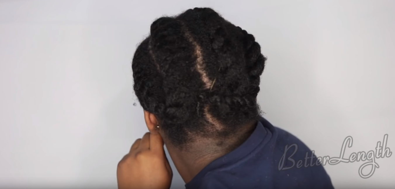 5 5 - A Protective Style for This Season