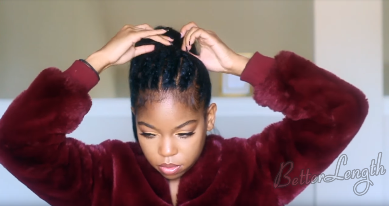 How to Do A Protective Style Braided Ponytail_6
