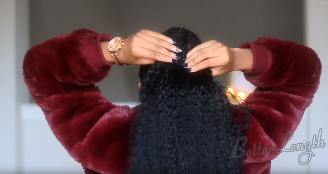 How to Do A Protective Style Braided Ponytail_8