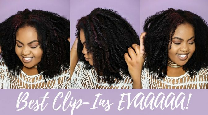 How to Do A Bomb Protective Style on Your Natural Hair