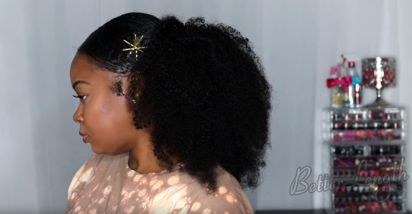 Most Natural Looking Kinky Curly Clip-ins Ever| 4 Styles| Tutorial_20