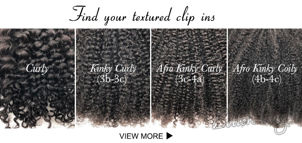 find your texture clip ins