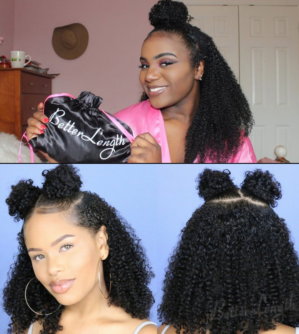 5 Trendy Summer Natural Hairstyles You Must Be Try Using Your