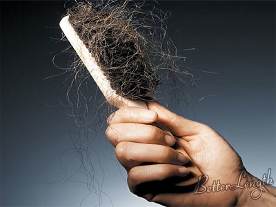 hair shed 2 - How to Reduce Hair Shedding