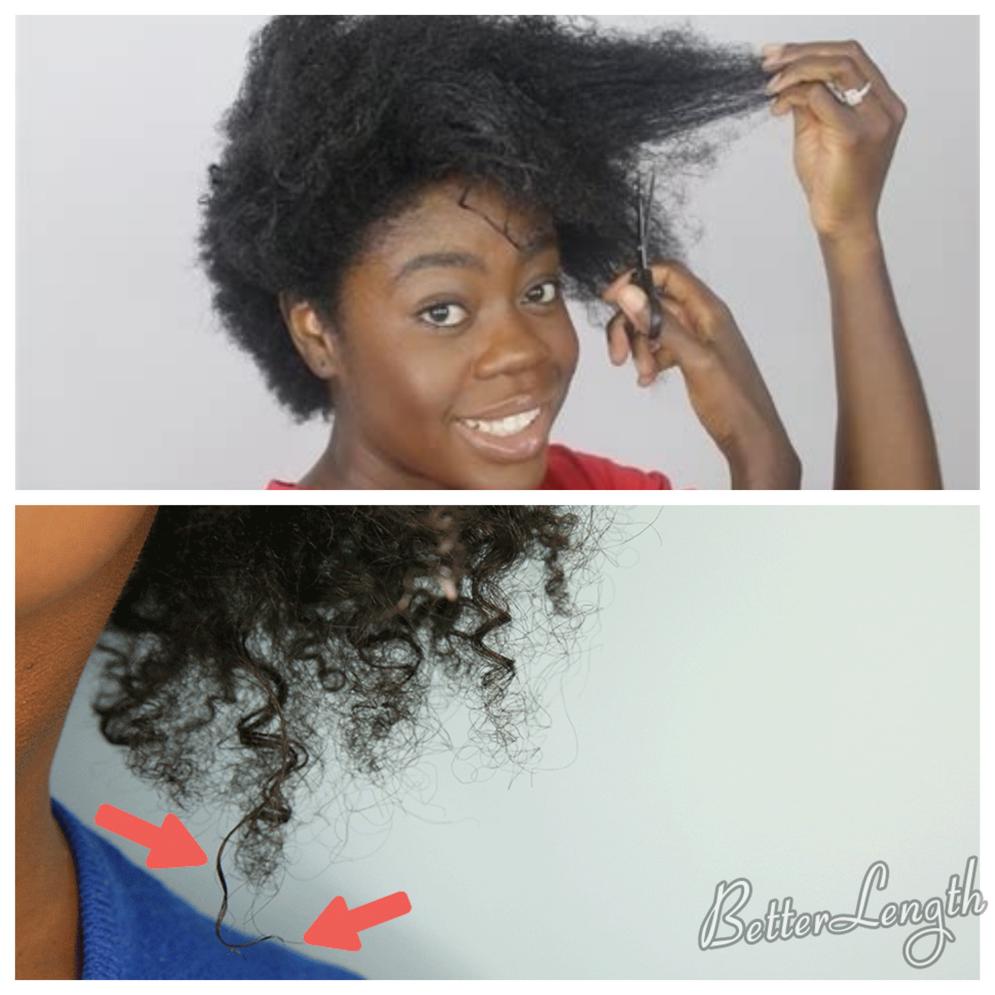 heat damage hair - How to Reduce Hair Shedding
