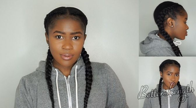 protective hairstyle - How to Reduce Hair Shedding