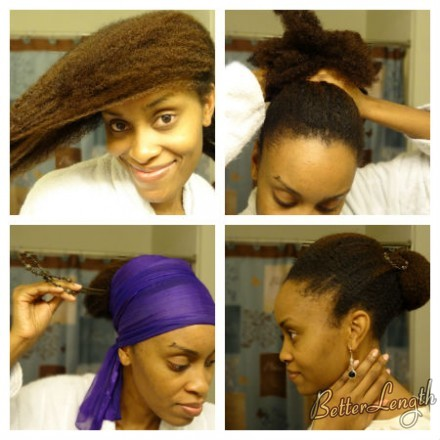 hairstyles - 5 TIPS to Make Your Edges Thriving
