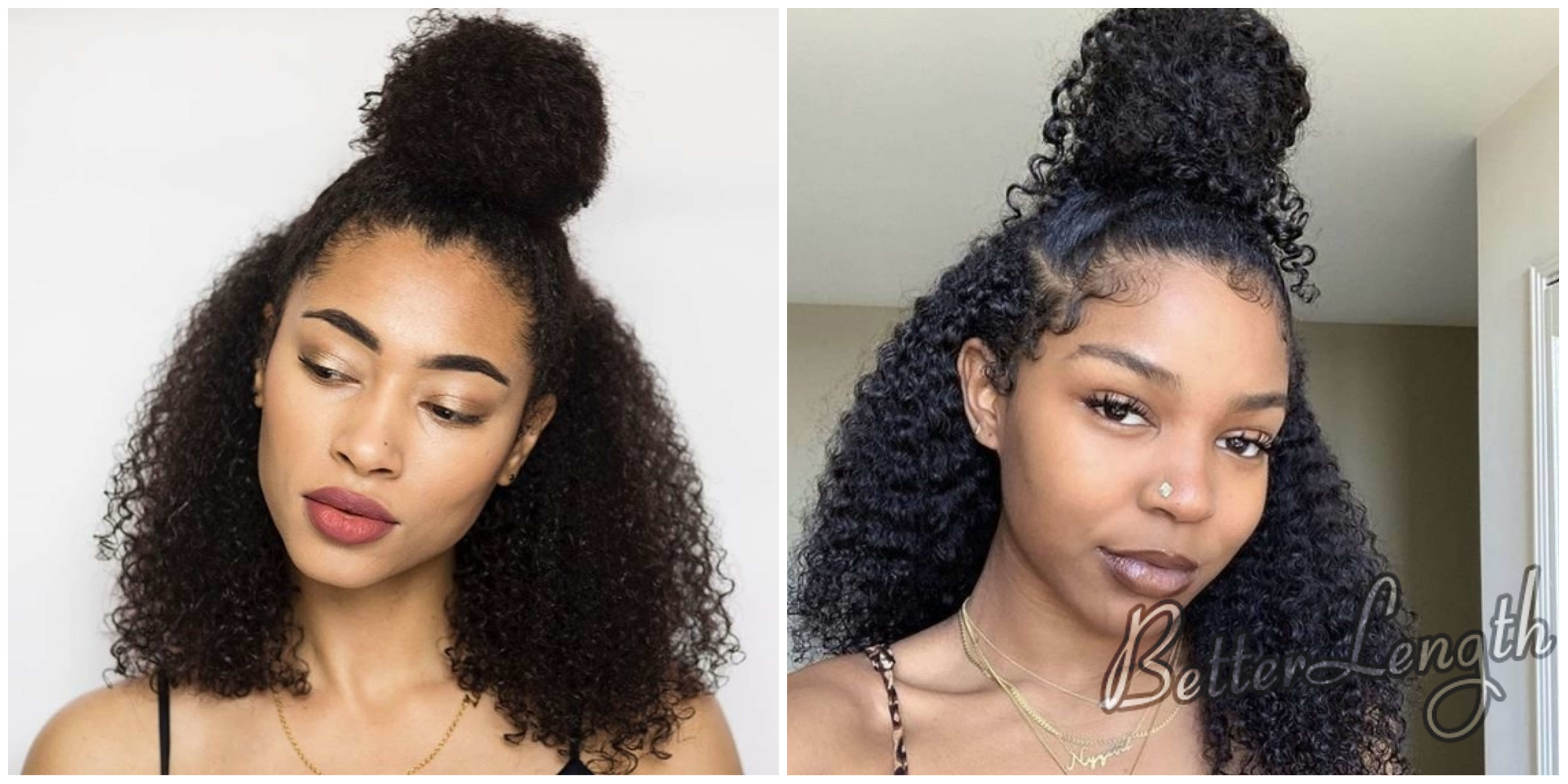 6 Easy Cute Back To School Hairstyles For Natural Hair In 2019