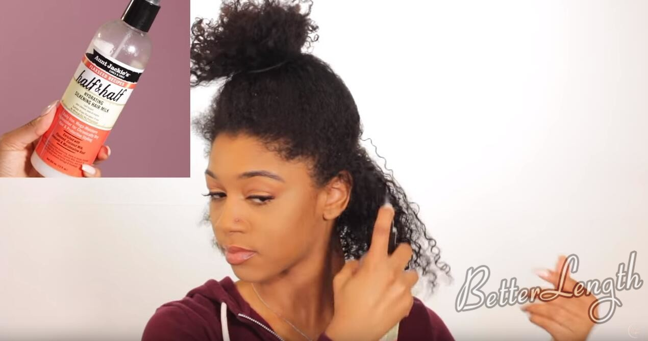 1 - How to Create and Slay The Wet Look Hairstyle ft. BetterLength Clip Ins