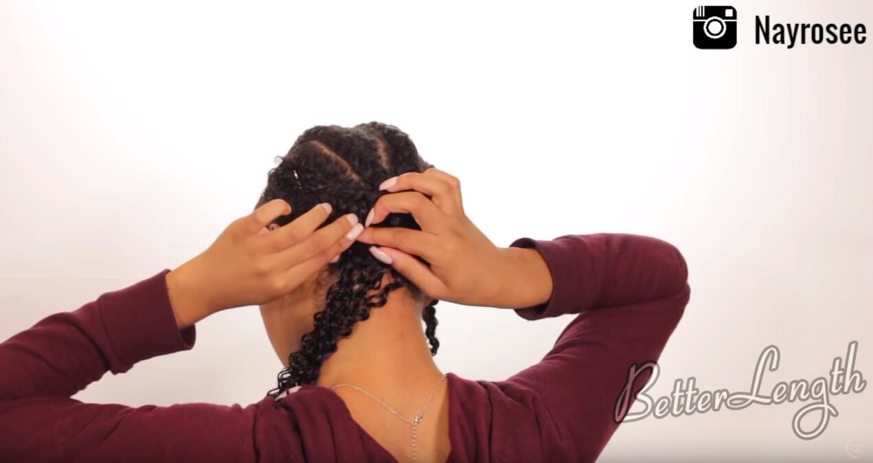 10 - How to Create and Slay The Wet Look Hairstyle ft. BetterLength Clip Ins