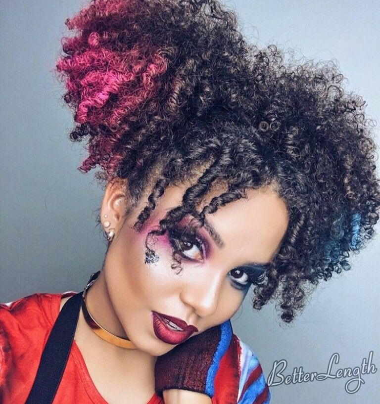ccbb01985883903ca6c5ec174d302dcc - 2019 Best Halloween Hairstyles for Natural Hair