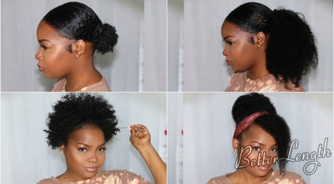 33333 - 5 BENEFITS OF WEARING NATURAL HAIR EXTENSIONS