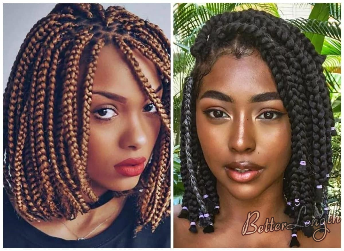 3 - 7 BEST PROTECTIVE HAIRSTYLES to try in 2020 | Natural Hair Styles