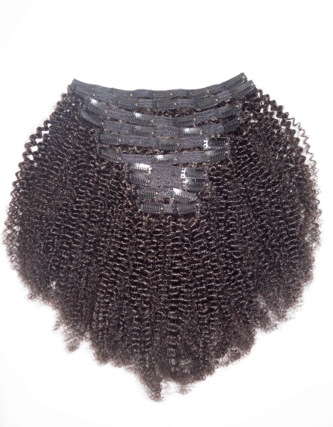 afro kinky curly clipin hair extensions betterlengthcom
