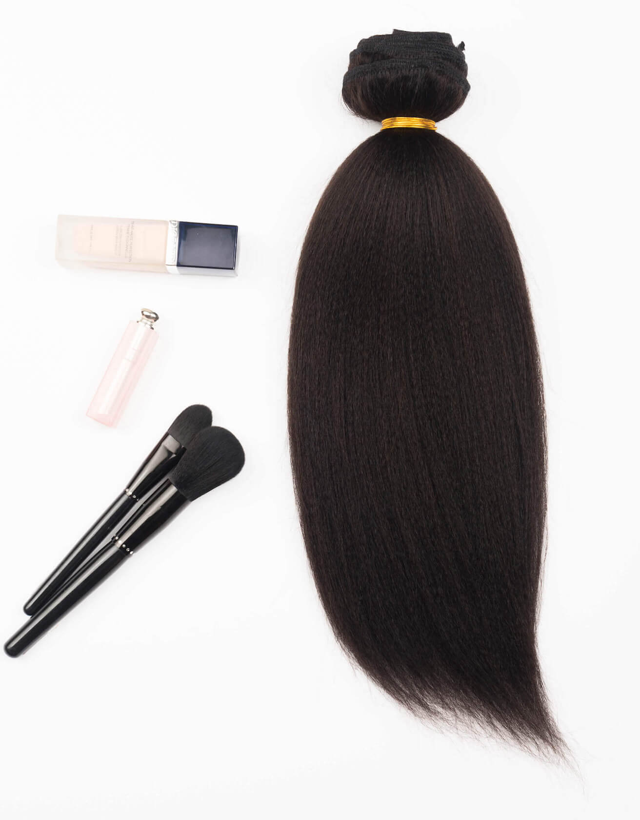 Coarse Yaki Clip-In Set