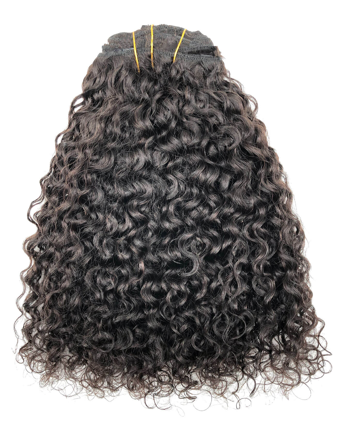 Curly Clip In Hair Extensions 3a 3b Natural Hair Betterlength