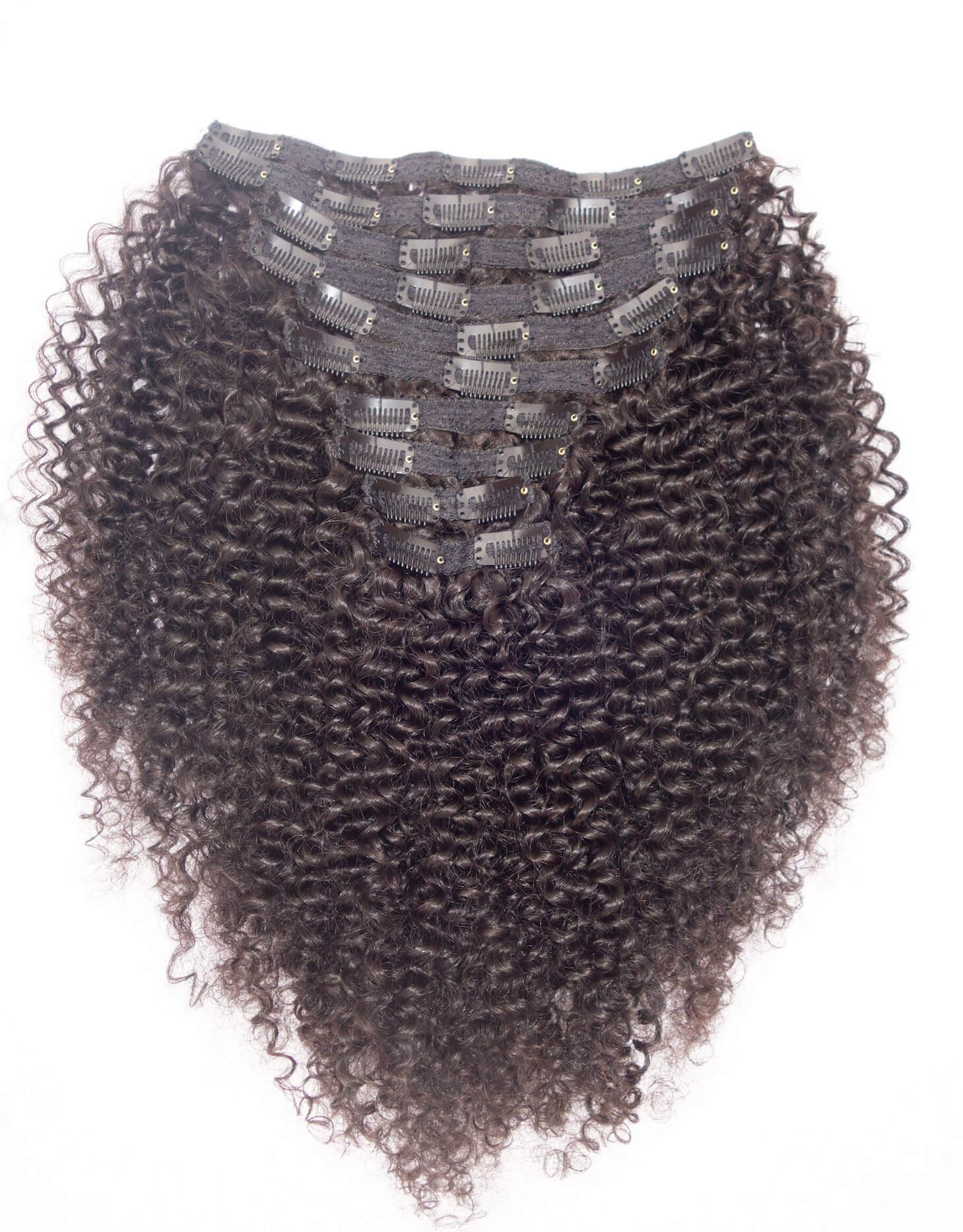 Kinky Curly Clip-In Set