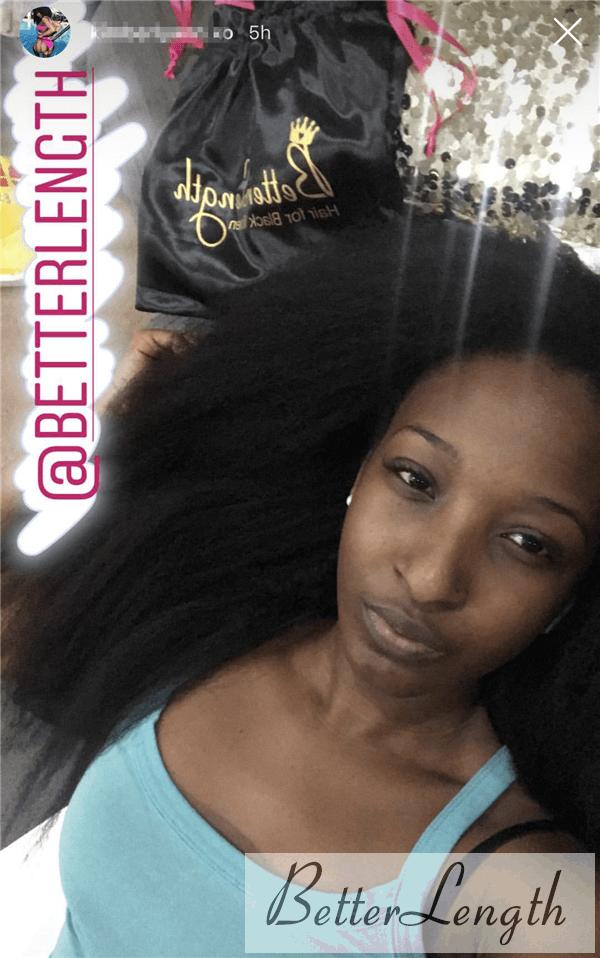 Kinky hairdresser receives blown
