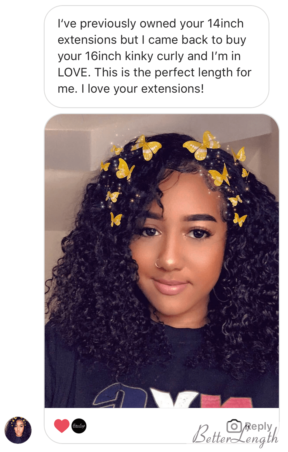 Reviews Kinky Curly Clip In Hair Extensions 3b 3c Natural Hair