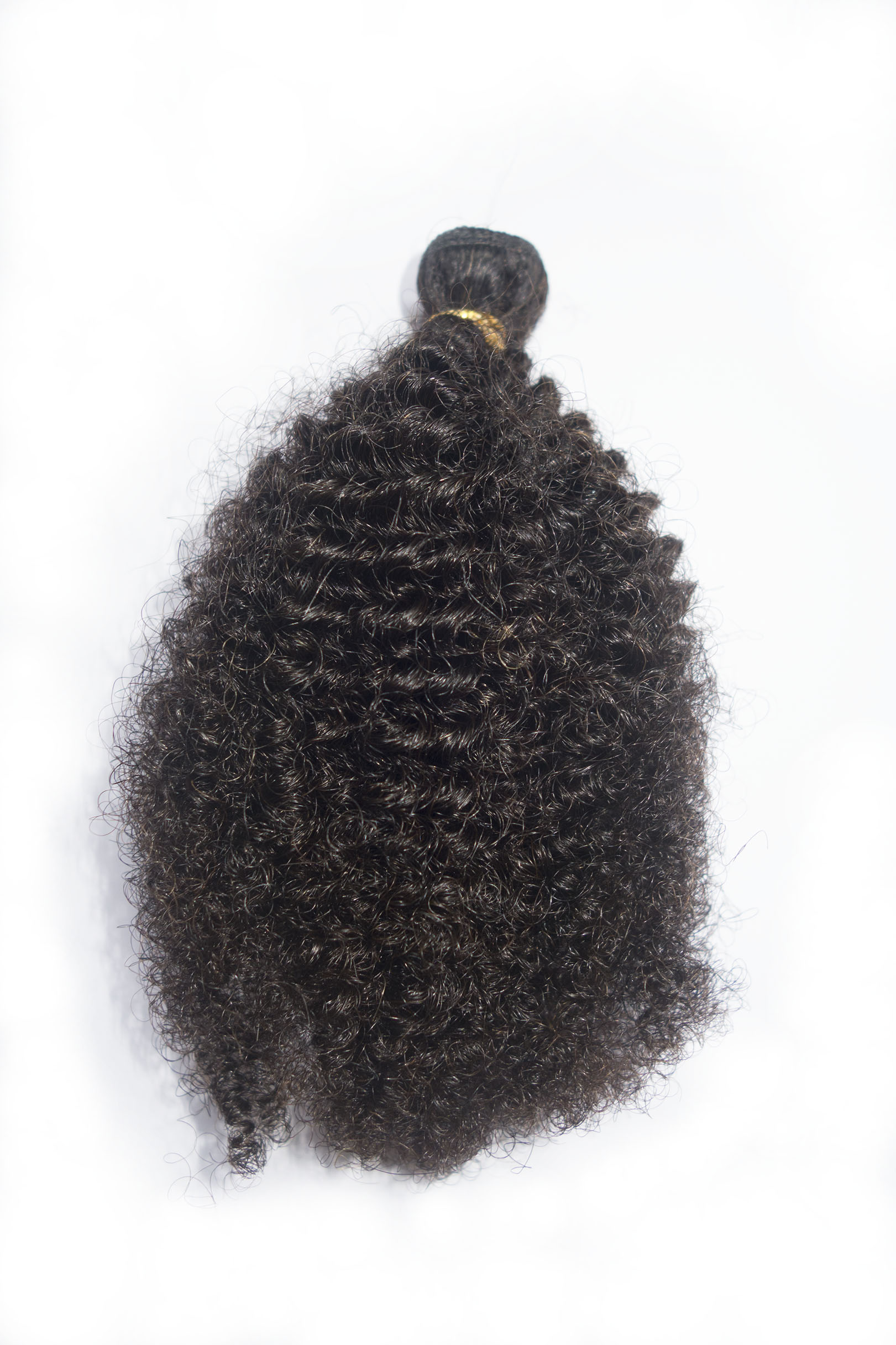 Afro Kinky Coily Texture Sample