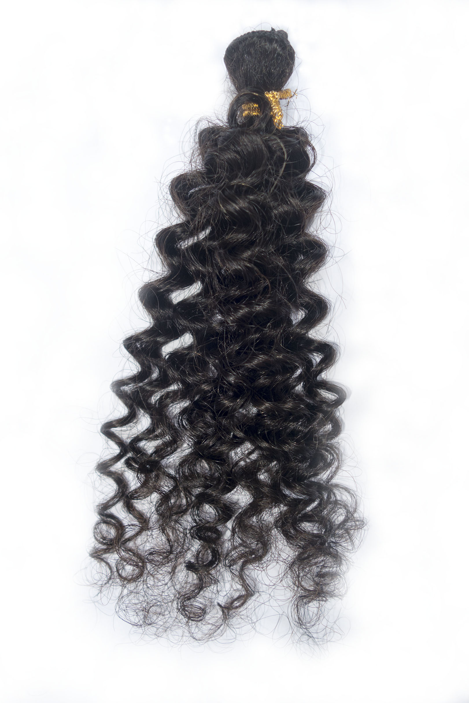 Kinky Curly Texture Sample