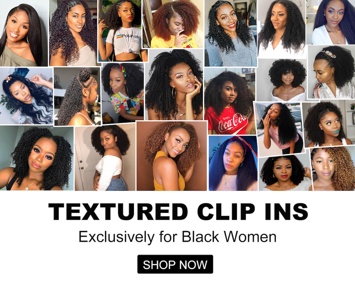 Human Hair Extensions for relaxed and natural hair : BetterLength