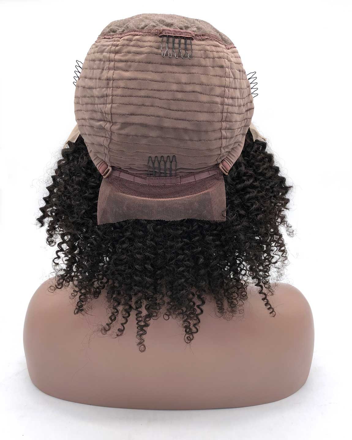 Lace Frontal Wig - Afro Kinky Curly